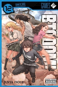 Btooom! - Vol.12: Kindle Edition