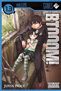 Btooom! - Vol.13: Kindle Edition