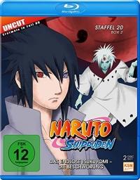 Naruto Shippuden - Staffel 20: Box 2/2 [Blu-ray]