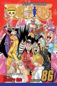 One Piece - Vol.86