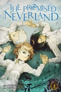 The Promised Neverland - Vol.04