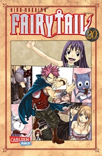Fairy Tail - Bd.20: Kindle Edition