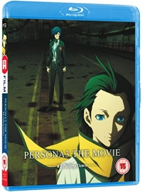 Persona 3 The Movie: Falling Down [Blu-ray]