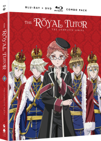 The Royal Tutor - Complete Series [Blu-ray+DVD]