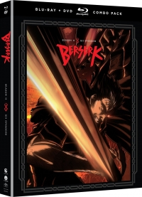 Berserk: Season 2 - Complete Series [Blu-ray+DVD]