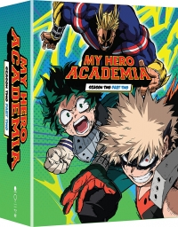 My Hero Academia: Season 2 - Part 2/2: Limited Edition [Blu-ray+DVD]