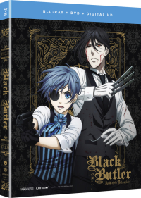 Black Butler: Book of the Atlantic [Blu-ray]