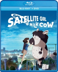 Satellite Girl And Milk Cow [Blu-ray+DVD]