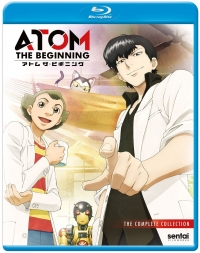 Atom: The Beginning - Complete Series [Blu-ray]