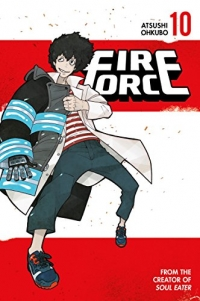 Fire Force - Vol. 10