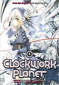 Clockwork Planet - Vol.08