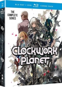 Clockwork Planet - Complete Series [Blu-ray+DVD]