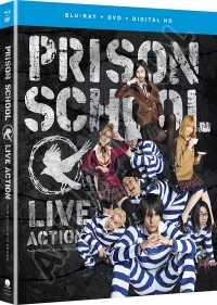 Prison School - Complete Series (OwS) [Blu-ray+DVD+Digital]