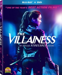 The Villainess [Blu-ray+DVD]