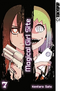 Magical Girl Site - Bd.07: Kindle Edition