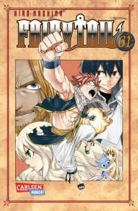 Fairy Tail - Bd.61
