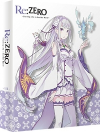 RE:Zero - Part 1/2: Collector's Edition [Blu-ray]