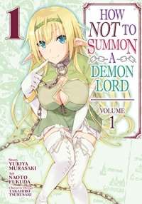 How NOT to Summon a Demon Lord - Vol.01