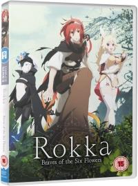 Rokka: Braves of the Six Flowers - Complete Series