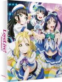 Love Live! Sunshine!!: Season 1 - Complete Series: Collector's Edition [Blu-ray]