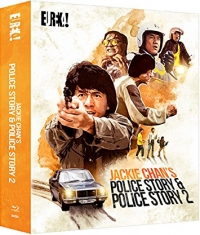Jackie Chan's Police Story & Police Story 2 - Limited Edition [Blu-ray]