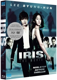 IRIS: The Movie - Limited Collector's Edition (OwS) [Blu-ray]