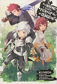 Is It Wrong to Try to Pick Up Girls in a Dungeon? - Vol.07