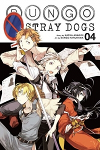 Bungo Stray Dogs - Vol.04