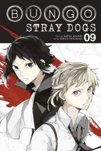 Bungo Stray Dogs - Vol.09: Kindle Edition