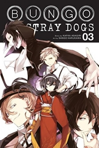 Bungo Stray Dogs - Vol.03: Kindle Edition