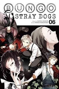 Bungo Stray Dogs - Vol.06: Kindle Edition
