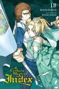 A Certain Magical Index - Vol.18