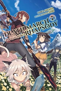 Death March to the Parallel World Rhapsody - Vol.07: Kindle Edition