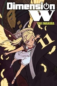 Dimension W - Vol.11: Kindle Edition