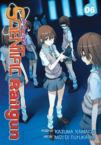 A Certain Scientific Railgun - Vol.06: Kindle Edition