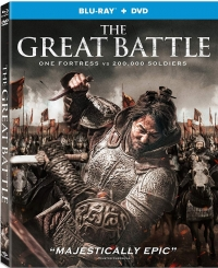 The Great Battle [Blu-ray+DVD]