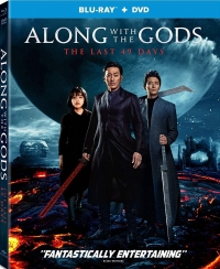 Along With The Gods: The Last 49 Days (OwS) [Blu-ray+DVD]