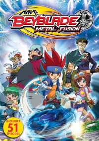 Beyblade Metal Fusion - Box