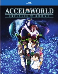 Accel World: Infinite Burst + OVAs [Blu-ray]