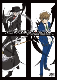 Monochrome Factor - Complete Series (OwS)