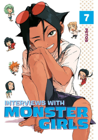 Interviews with Monster Girls - Vol.07