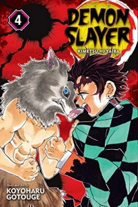 Demon Slayer: Kimetsu no Yaiba - Vol.04