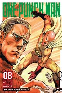 One-Punch Man - Vol.08: Kindle Edition