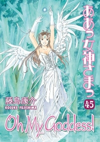 Oh My Goddess! - Vol.45: Kindle Edition