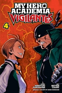 My Hero Academia: Vigilantes - Vol.04