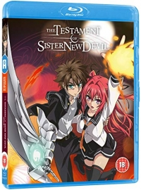 The Testament of Sister New Devil [Blu-ray]