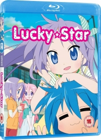 Lucky Star - Complete Series + OVA [Blu-ray+DVD]