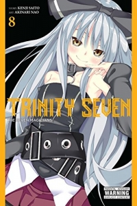 Trinity Seven: The Seven Magicians - Vol.08: Kindle Edition