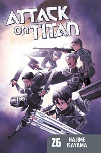 Attack on Titan - Vol.26