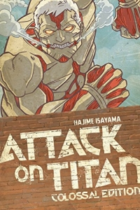 Attack on Titan: Colossal Edition - Vol.03 (Vol.11-15)